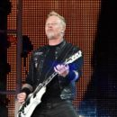 James Hetfield of Metallica In Concert - East Rutherford, NJ on May 14, 2017 in East Rutherford City - 399 x 600