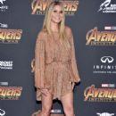 Gwyneth Paltrow – 'Avengers: Infinity War' Premiere in Los Angeles - 454 x 661