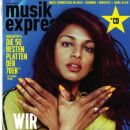 M.I.A. - Musik Express Magazine Cover [Germany] (September 2016)