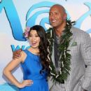 Dwayne Johnson- November 14, 2016- The World Premiere of Disney's 'Moana' - 454 x 573