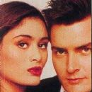Charlotte Lewis and Charlie Sheen - 243 x 448