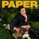 Margaret Qualley and Pete Davidson - Paper Magazine Cover [United States] (July 2019)