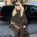 Jessica Simpson Out In Ny