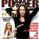 Ville Valo - Power Play Magazine Cover [United Kingdom] (December 2012)
