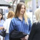 Whitney Port has lunch at La Scala in Beverly Hills - 454 x 645