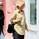 Lara Bingle out and about in New York - 454 x 755