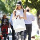 Stacy Keibler is spotted out shopping in West Hollywood, California on March 27, 2017 - 420 x 600