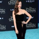 Kaya Scodelario – 'Pirates Of The Caribbean: Dead Men Tell No Tales' Premiere in Hollywood - 454 x 738
