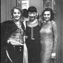 Marlene Dietrich, Anna May Wong, Leni Riefenstahl in Berlin 1929 - 444 x 625