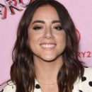 Chloe Bennet – The Refinery29 Third Annual 29Rooms: Turn It Into Art event – Brooklyn