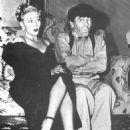 Christine McIntyre (Great Legs!) & Moe Howard - 454 x 634
