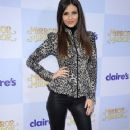 Victoria Justice at the tWorld Premiere of Mirror Mirror Grauman's Chinese, Hollywood, CA.March 17, 2012