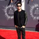 Actor Dylan O'Brien attends the 2014 MTV Video Music Awards at The Forum on August 24, 2014 in Inglewood, California