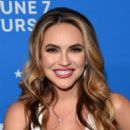Chrishell Stause – Photocall for American Woman Premiere Party In Los Angeles - 454 x 550