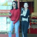 Olivia Munn Shopping at Staples in Los Angeles - 454 x 598