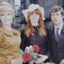 Stuart Mungall and Joan Morrow wedding, 1968 - 454 x 401
