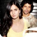 Katrina Kaif at Farhan Akhtar's Birthday Party