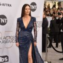 Catherine Zeta-Jones at The 25th Annual Screen Actors Guild Awards (2019) - 442 x 600