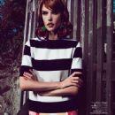 Alessandra Ambrosio Vogue Brazil March 2013 - 454 x 606