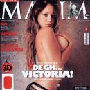 Vicky Irouleguy Maxim Magazine Argentina - 454 x 599