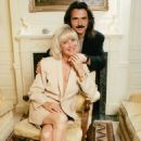 Yanni and Linda Evans - 454 x 729