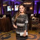 Maite Perroni: The Paley Center for Media's Hollywood Tribute to Hispanic Achievements in Television - 400 x 600