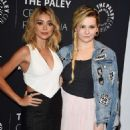 Sarah Hyland – Dirty Dancing Paleylive La Spring Event in Los Angeles - 454 x 594