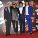 The Rolling Stones celebrate their 50th anniversary with an exhibition at Somerset House on July 12, 2012 in London, England - 454 x 410
