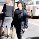 Nicole Scherzinger – Outside Barry's Bootcamp in Sydney