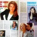 Emmanuelle Béart - Paraleli Magazine Pictorial [Bulgaria] (26 September 1996) - 454 x 273