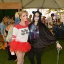 Michelle Trachtenberg – GOOD + Foundation's 3rd Annual Halloween Bash in Culver City - 454 x 628