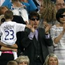 Victoria Beckham & Katie Holmes - Soccer Match Between Real Madrid And Mallorca June