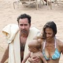 Jason Patric and Danielle Schrieber