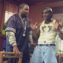 Anthony Anderson (left) and Taye Diggs in Warner Bros. Pictures hip-hop comedy 'Malibu's Most Wanted,'