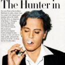 Johnny Depp - Vanity Fair Magazine Pictorial [United States] (November 2011)