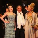 Dita Von Teese - Vienna Opera Ball In Vienna, Austria, 31.01.2008.