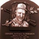 Ernie Lombardi Inducted 1986