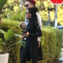 Robert Pattinson Day Date with FKA Twigs (November 21, 2014)
