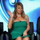 Mariah Carey: at the 2013 Winter TCA Tour
