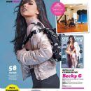 Becky G – Seventeen Mexico (April 2017)