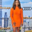 Garcelle Beauvais – 'Spider-Man: Homecoming' Premiere in Hollywood - 454 x 683