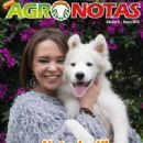 Natasha Klauss - Agronotas Magazine Cover [Colombia] (January 2018)