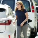 Jenna Fischer – Out and about in Los Angeles - 454 x 681
