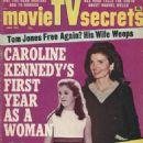 Jacqueline Kennedy - Movie TV Secrets Magazine Cover [United States] (June 1970)