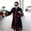 Emma Roberts Looks Stylish at LAX in LA 03/03/2019 - 454 x 681
