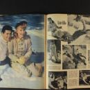 Lucille Ball and Desi Arnaz - Screen Guide Magazine Pictorial [United States] (June 1946) - 454 x 340