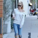 Charlotte McKinney was spotted as she grabbed coffee in West Hollywood, California on January 24, 2017 - 441 x 600