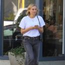 Diane Kruger in Jeans – Out in Beverly Hills