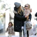 Sarah Jessica Parker: at their nursery school
