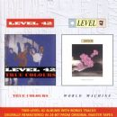 Level 42 - True Colours / World Machine